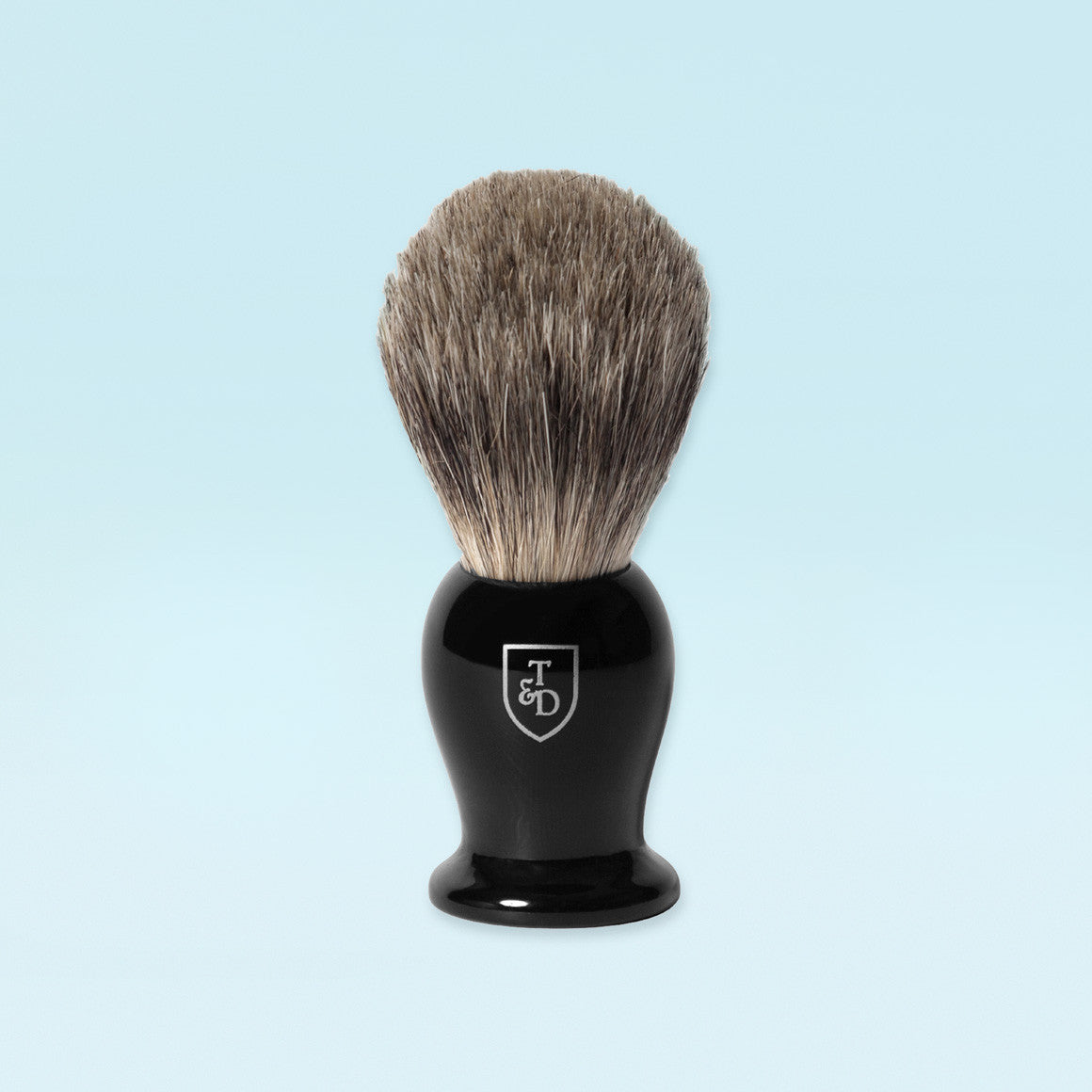 TRIUMPH & DISASTER BADGER HAIR SHAVING BRUSH