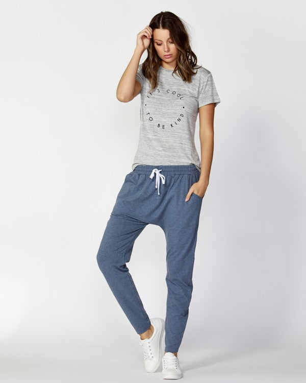 BETTY BASICS - Denim Marle Bella Pant