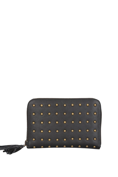 LIVE LIKE LIL - Black Belle Wallet with Studs