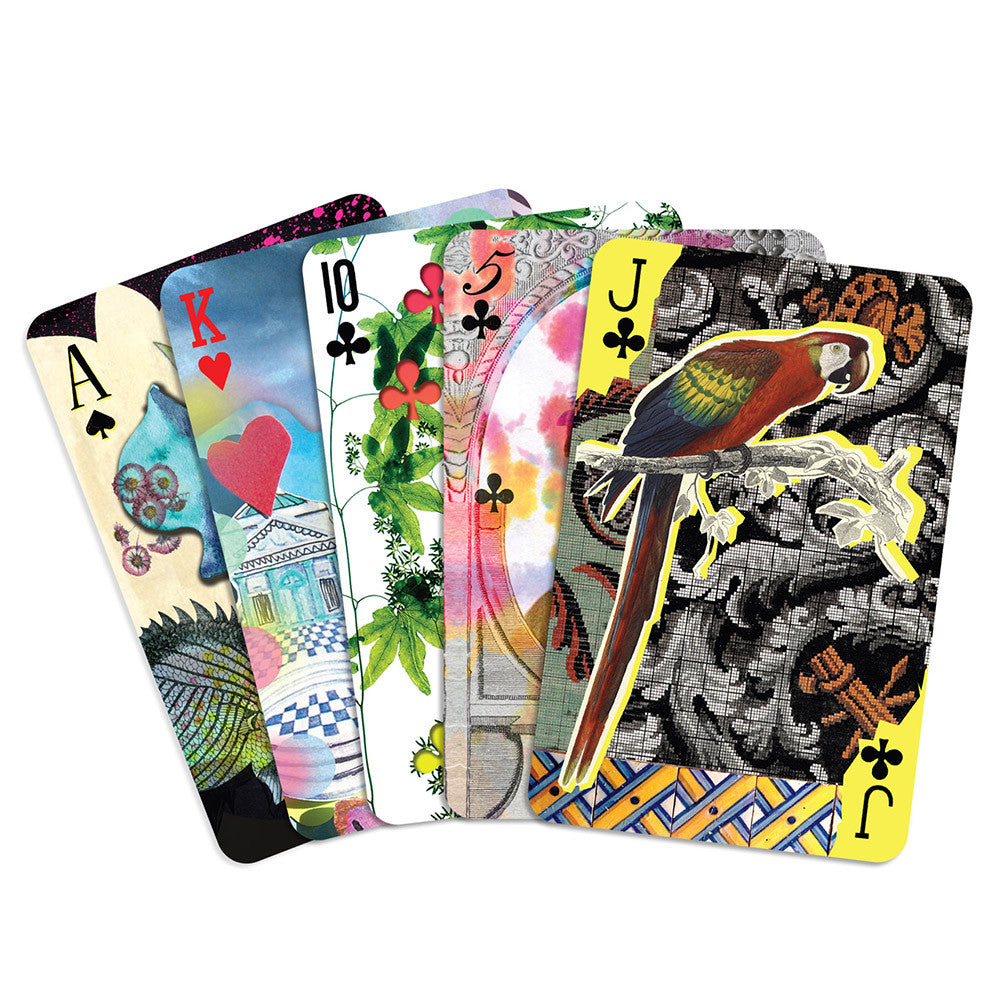 CHRISTIAN LACROIX Maison De Jeu Playing Cards