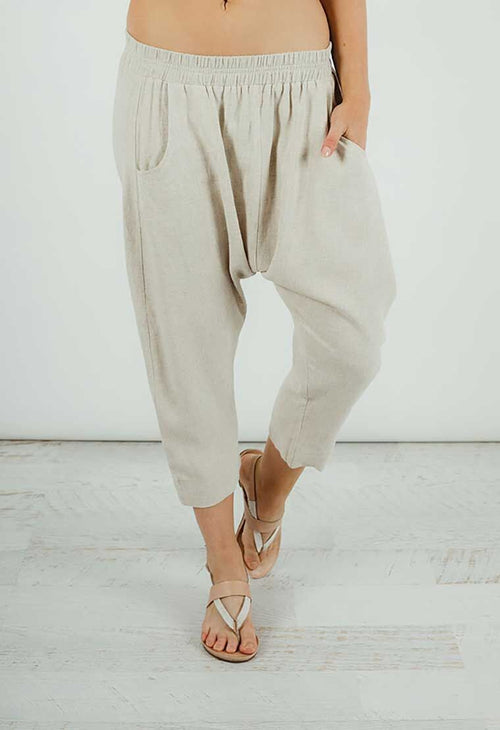 HUMIDITY - Natural Chios Pant