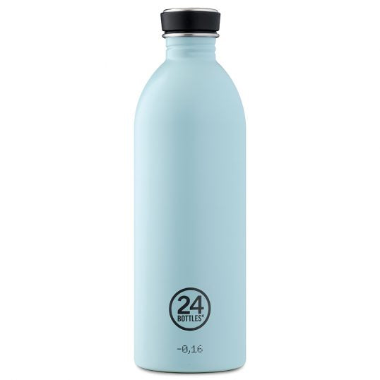 24 BOTTLES - 1L Cloud Blue