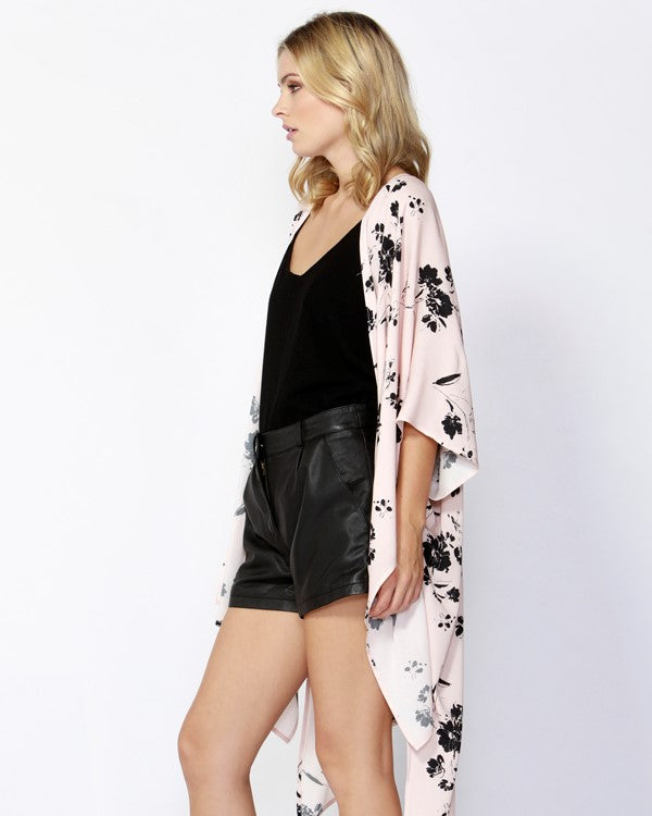 FATE & BECKER - Blush Dream Big Kimono
