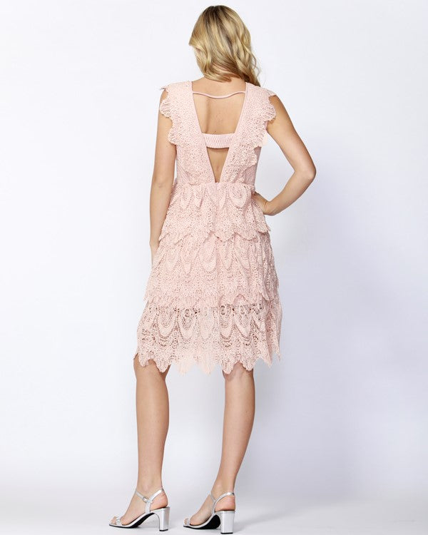FATE & BECKER - French Quarter Lace Dress
