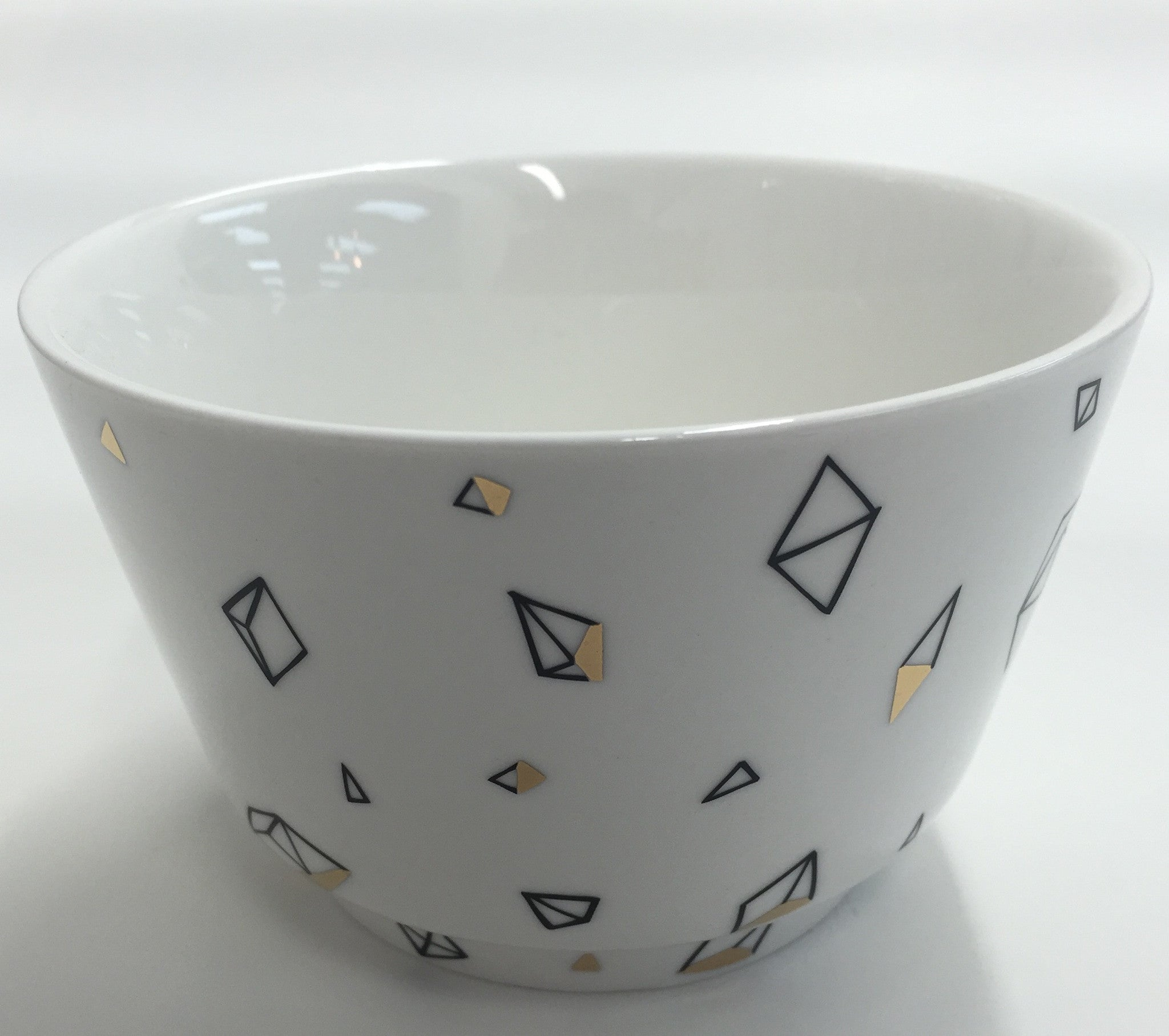 GEORGE & CO Geometric Bowl