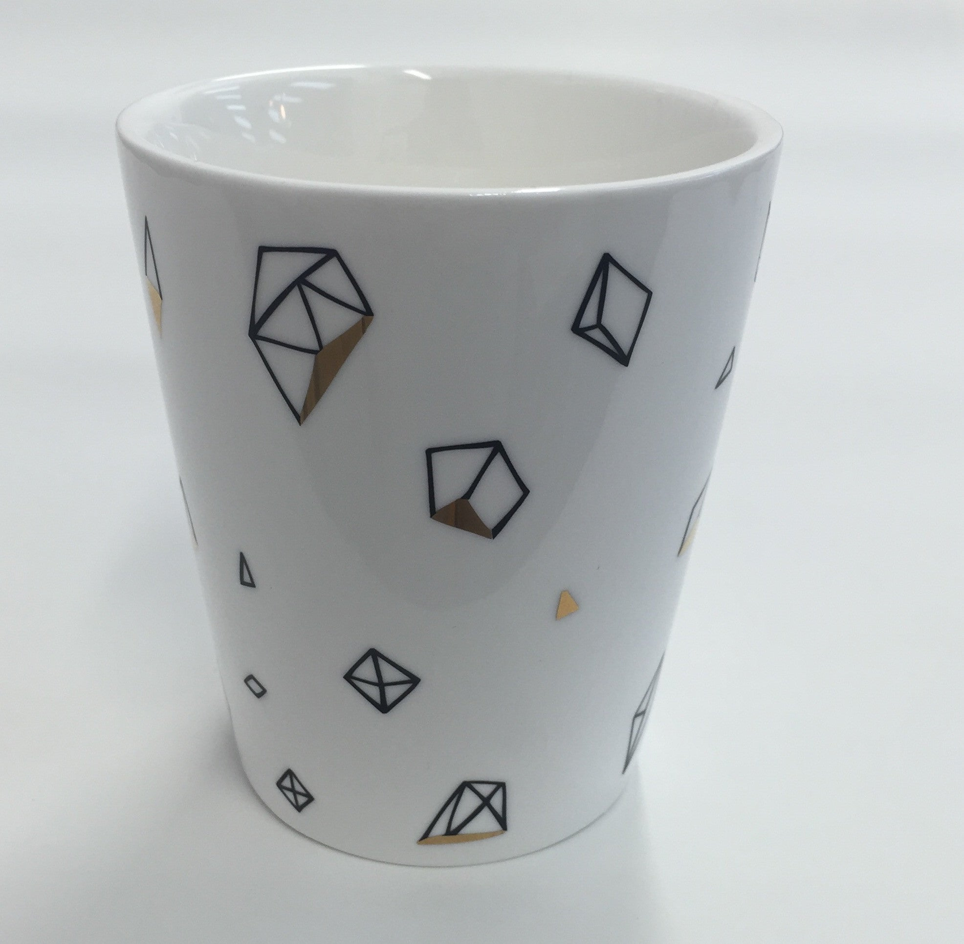 GEORGE & CO Geometric Vessel