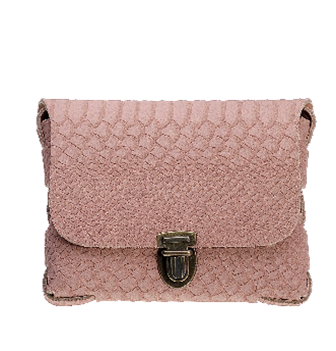 ELVY - Old Pink Janis Scale Bag