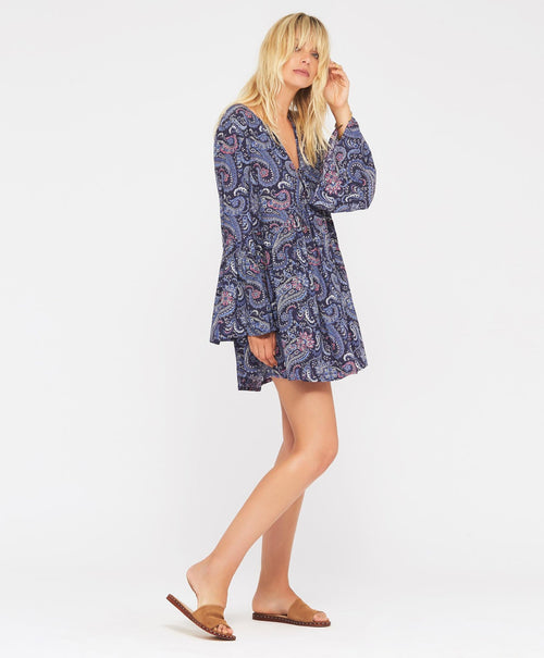 TIGERLILY - Mayfield Long Sleeve Dress - SALE
