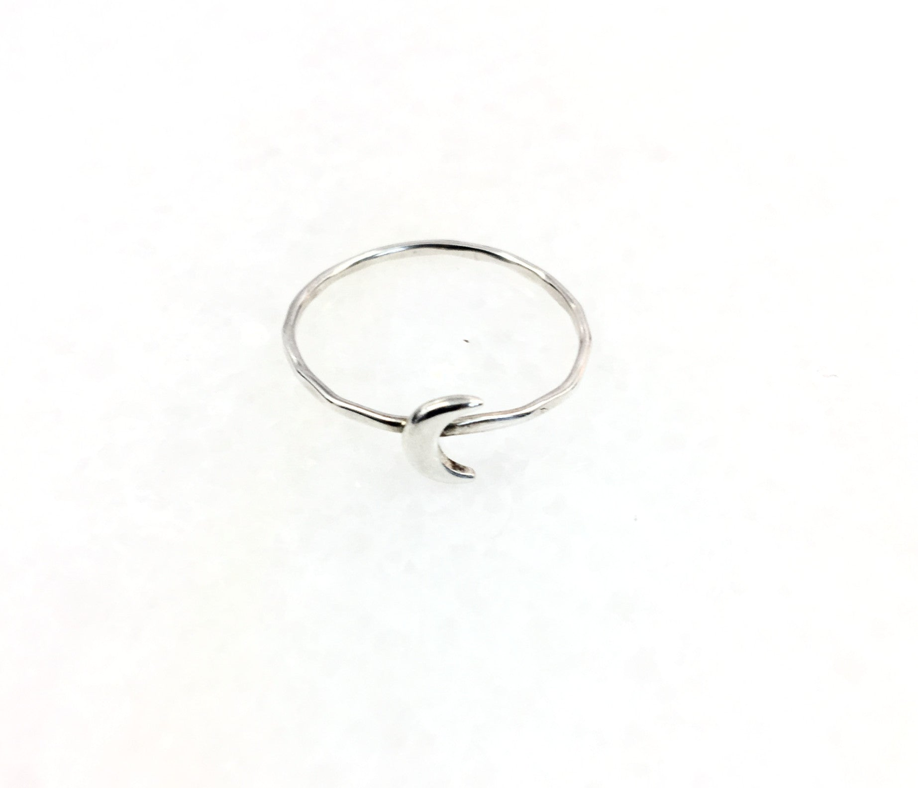 THE PIECE - Crescent ring