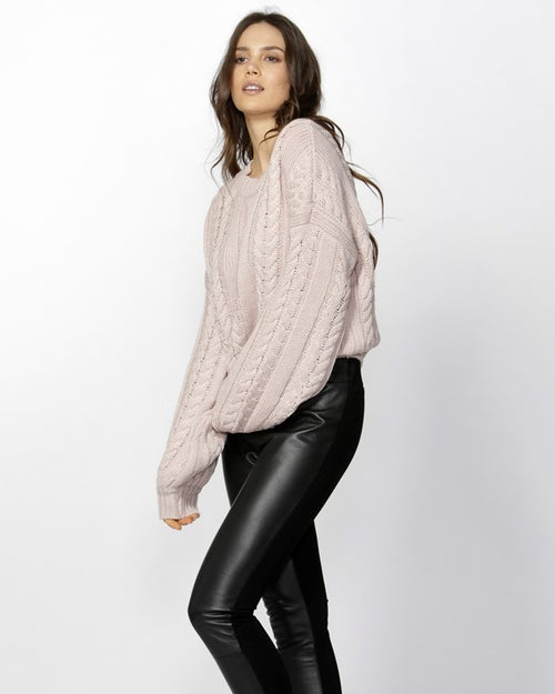 FATE + BECKER - Selenna Balloon Sleeve Jumper