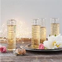 LUXE MODERN CHAMPAGNE FLUTES