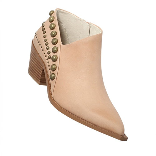SKIN - Hazelnut Avila Ankle Boot