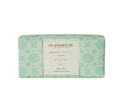GLASSHOUSE - Amalfi Coast Nourishing 200g Body Bar