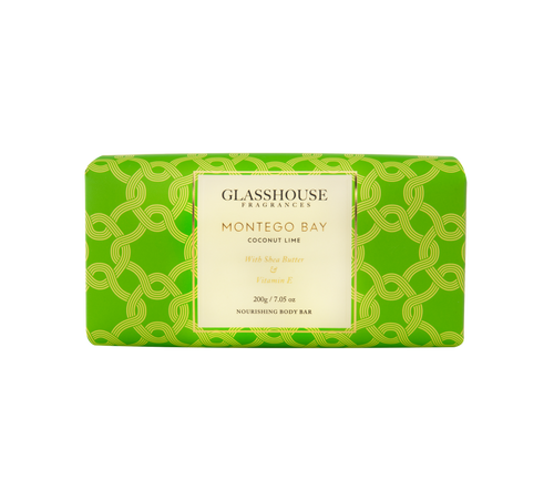 GLASSHOUSE - Montego Bay Nourishing Body Bar