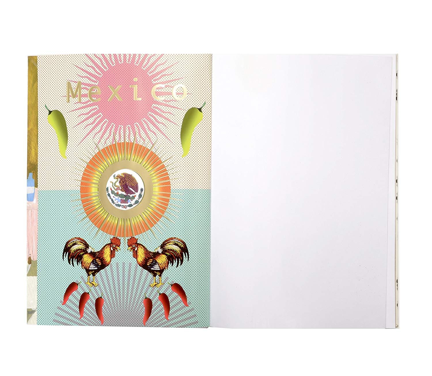 CHRISTIAN LACRIOX - A5 Mexico Notebook