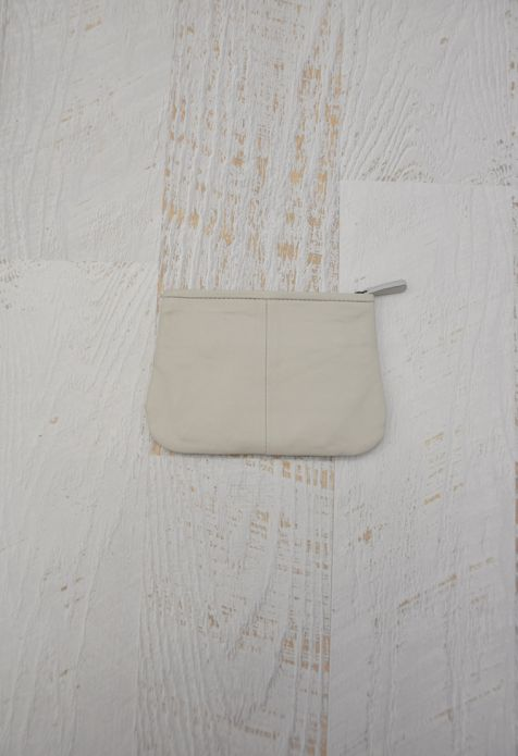 HUMIDITY - Ivory Venice Clutch