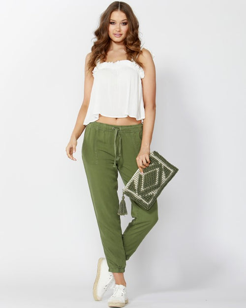 SASS - Track Side Soft Pant