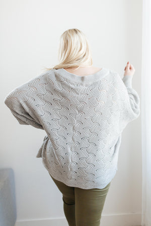 Designed For Details Top in Ash