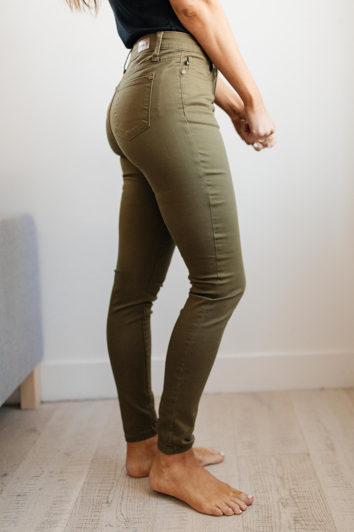 The Jessie Jean in Olive