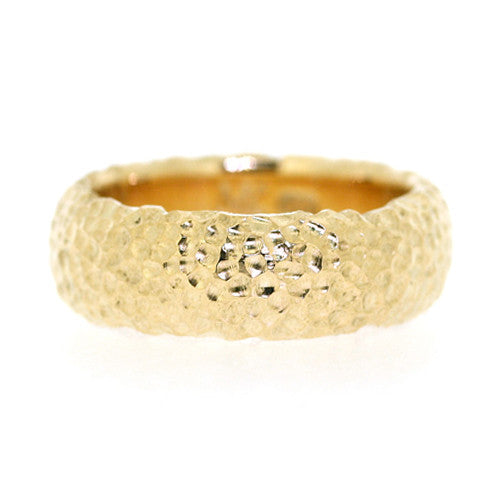 18ct Gold Gents Ring