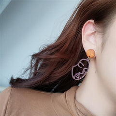 IN DISTRESS EARRINGS (3pairs)