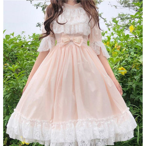 LOLITA LACE PRINCESS DRESS