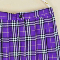 PURPLE TENNIS SKIRT