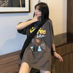 COFFEE LEGEND PRINT TEE