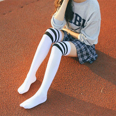 STRIPED STOCKING