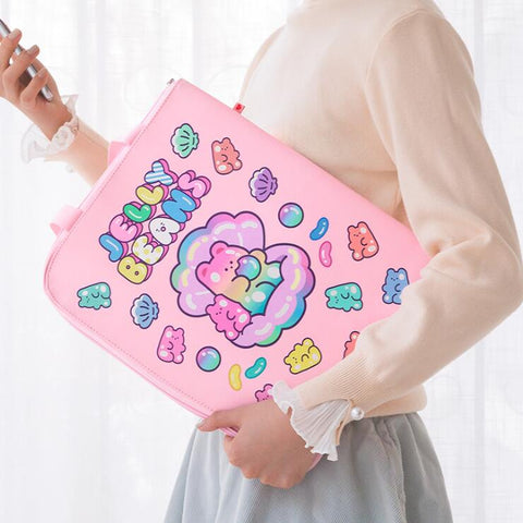 GUMMY BEAR HANDBAG