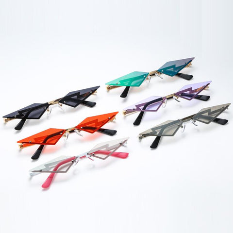 COLOURED SHADES SUNGLASSES