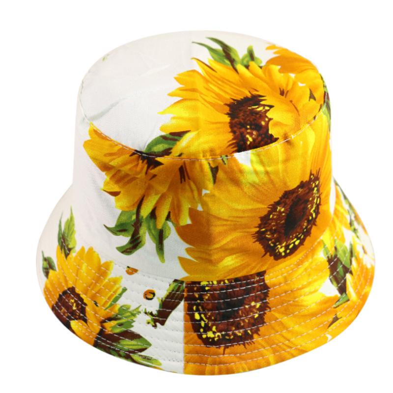SUNFLOWER BUCKET HAT 202101