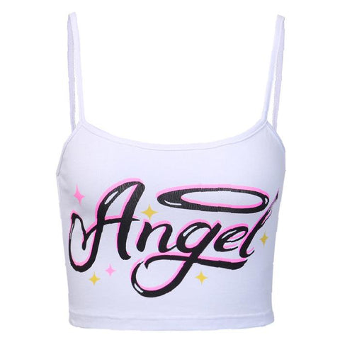 ANGEL CROP VEST