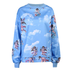 BLUE ANGEL SWEATSHIRT