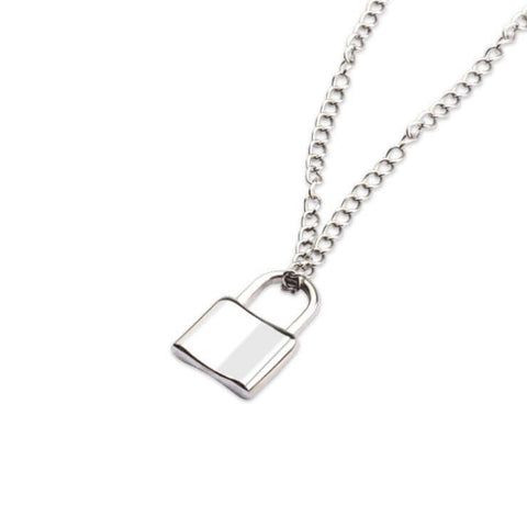 LONG LOCK NECKLACE