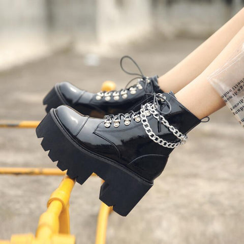 ROCK AND ROLL CHAIN PLATFORMS (4.5-8)
