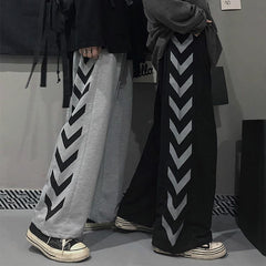 HARAJUKU WIDE LEG PANTS