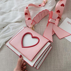 FASHION HEART BAG