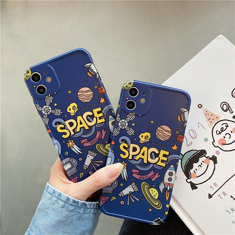 UNIVERSE STARRY SKY IPHONE CASE