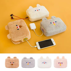 BO BO PLUSH CELL PHONE STORAGE BAG