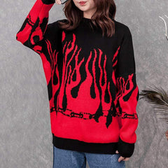 FLAMIN KNITTED