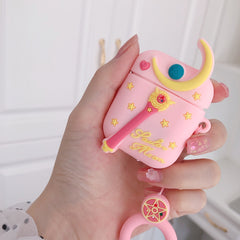 SAILOR MOON AIRPODS CASE