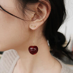 SWEET CHERRY EARRINGS