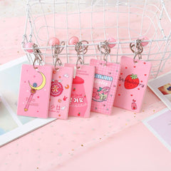 CUTE BELL CARD HOLDER