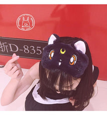 SAILOR MOON SLEEPING EYE MASK