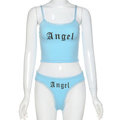 ANGEL PRINT BRIEF SET