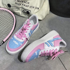 COTTON CANDY SHOES (4.5-8.5)