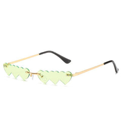 SIAMESE HEART SUNGLASSES