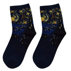 ARTISTIC PAINTING SOCKS