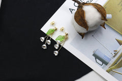 LILY OF THE VALLEY EARRINGS (2pairs)